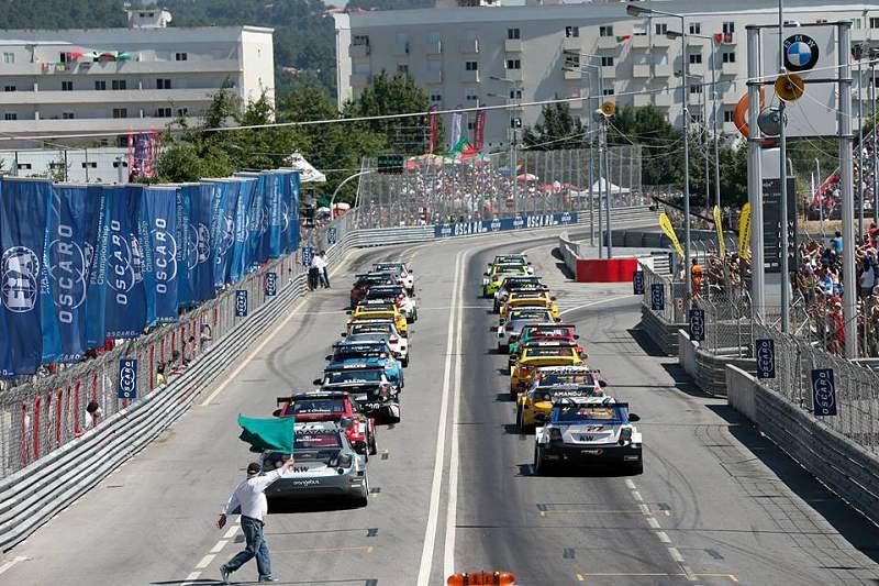 Circuito Vila Real : Duzentos pilotos no circuito de vila real