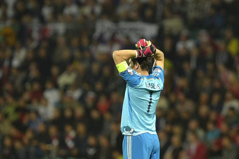 Casillas interessa ao Liverpool