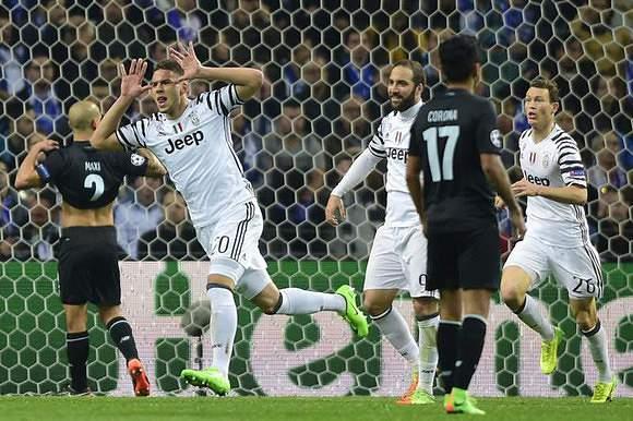 1.73 - Juventus (698 golos/403 jogos)