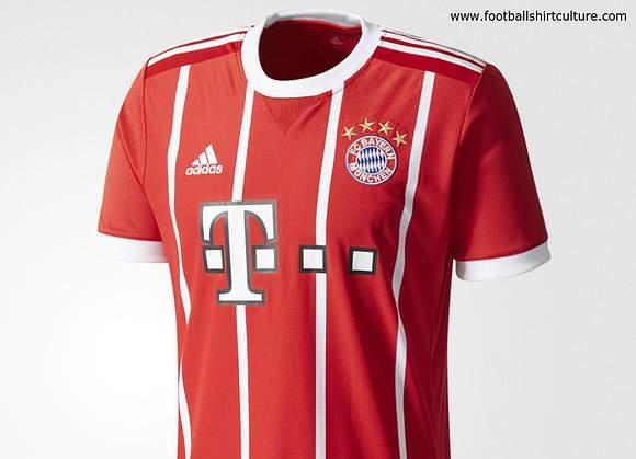 Camisola principal do Bayern