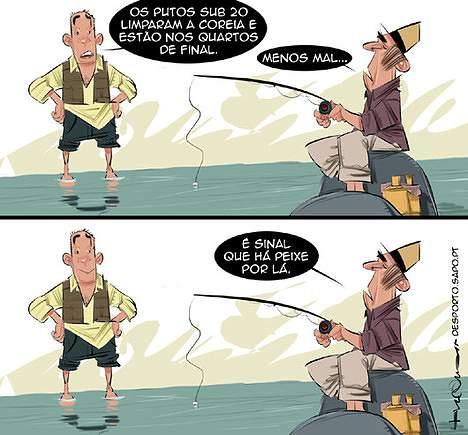 Dedicados à pesca