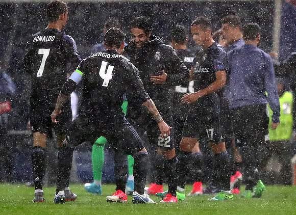 Caia o que cair, o Real Madrid vai à final
