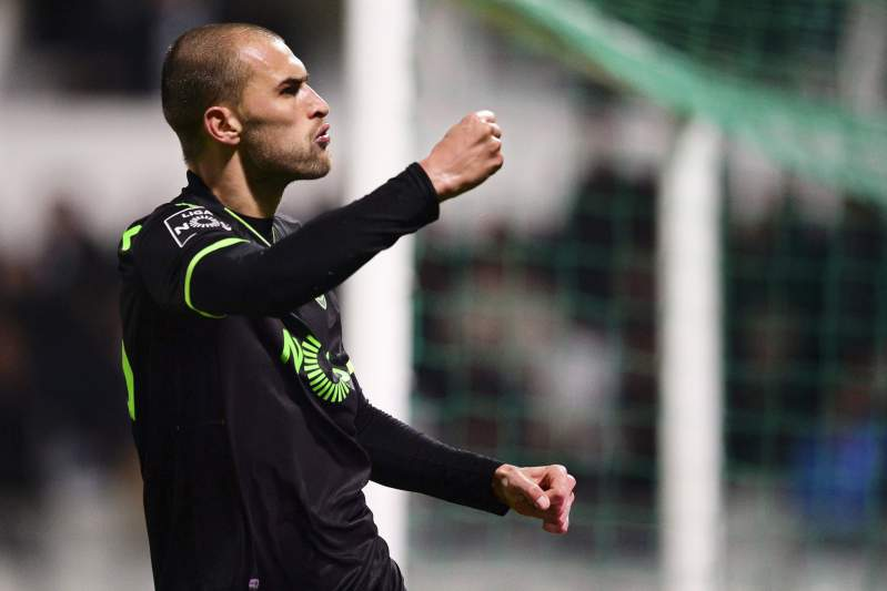 A máquina holandesa já leva 17 golos na Liga
