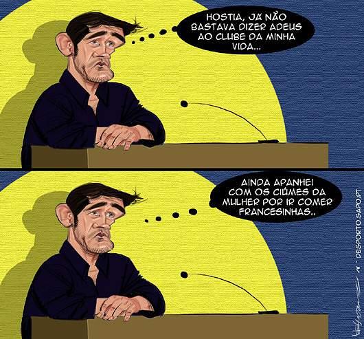 Porque chora Casillas?