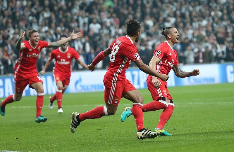 Benfica estava a golear mas ia perdendo