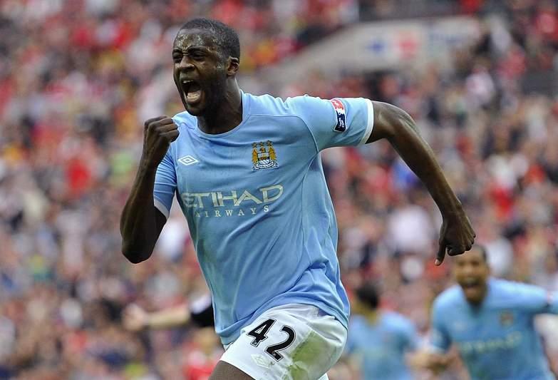 3: Yaya Touré, Man. City- 1.128 mil euros/mês