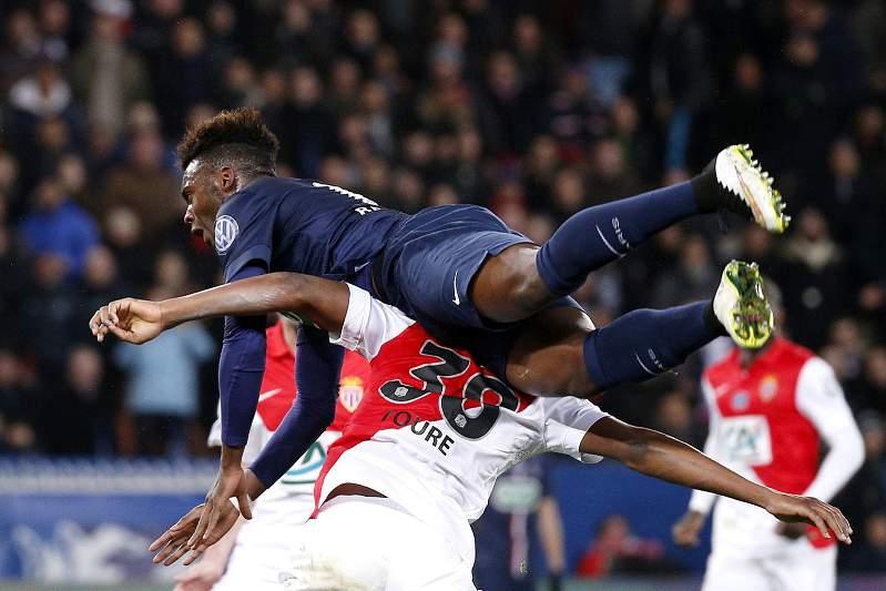 TF 2014/15: PSG-Mónaco (2-0)