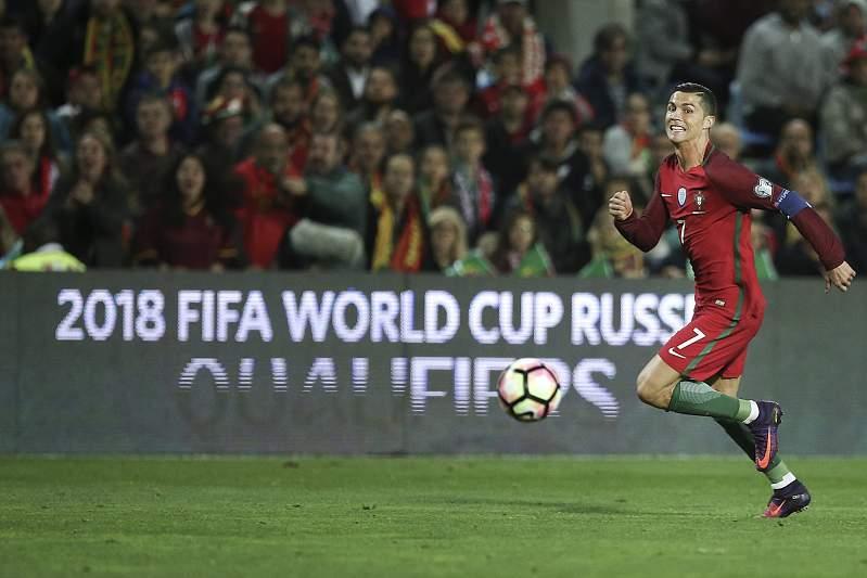 Corre Ronaldo, corre!!!