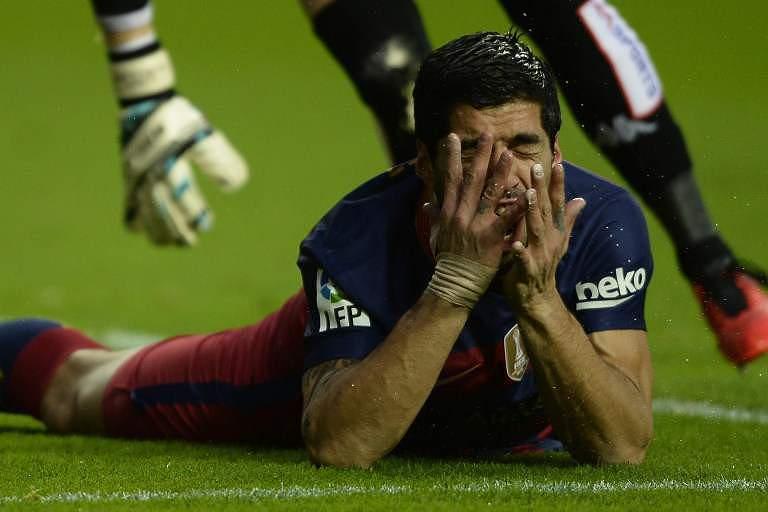 21 Fev: Barcelona perde em casa com Málaga