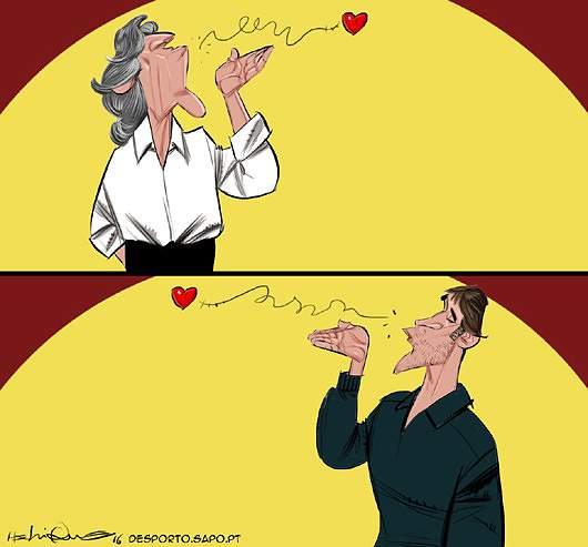 Amor com amor se paga
