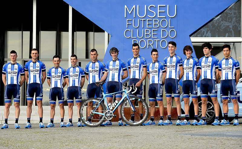 Equipa de ciclismo W52/FC Porto/Porto Canal