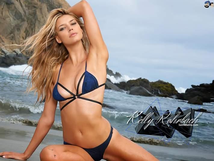 Kelly Rohrbach, uma das meninas das Marés Vivas
