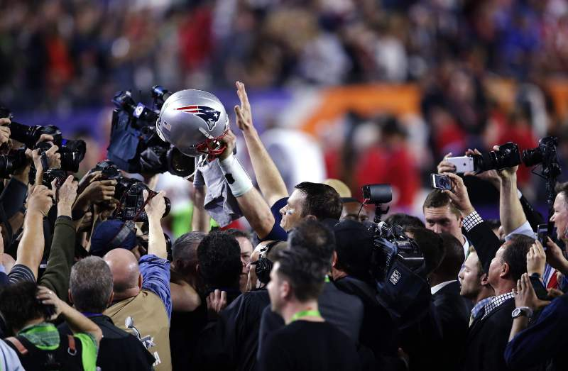 New England Patriots vencem Super Bowl