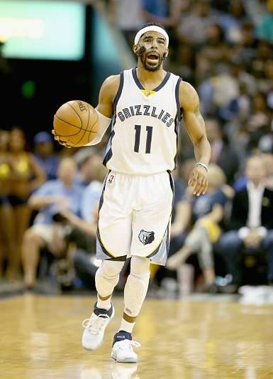 4 - Mike Conley (Memphis Grizzlies) - 23,7 ME