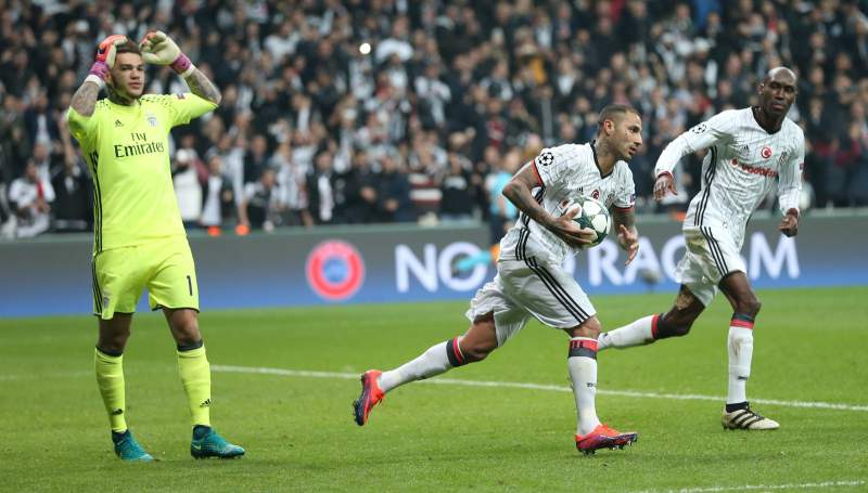 Quaresma e Aboubakar deram cabo do Benfica