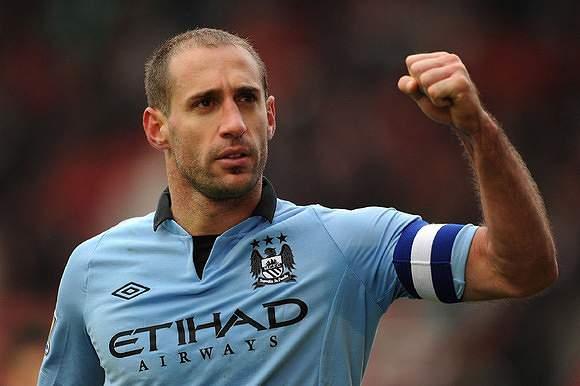 Zabaleta - Manchester City - Defesa