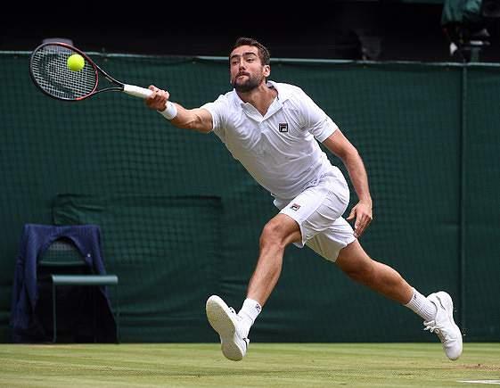 Wimbledon na força toda