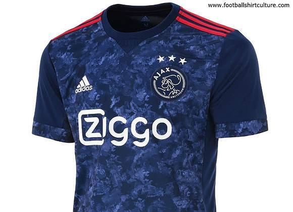 Camisola alternativa do Ajax