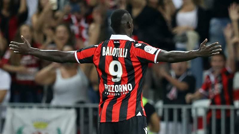 Balotelli - 450 mil euros
