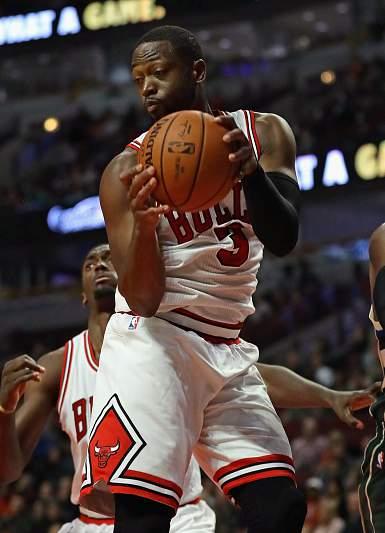 12 - Dwyane Wade (Chicago Bulls) - 20,7 ME