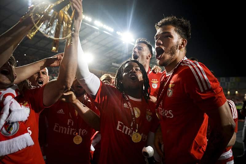 Benfica volta a vencer a Taça da Liga em Coimbra
