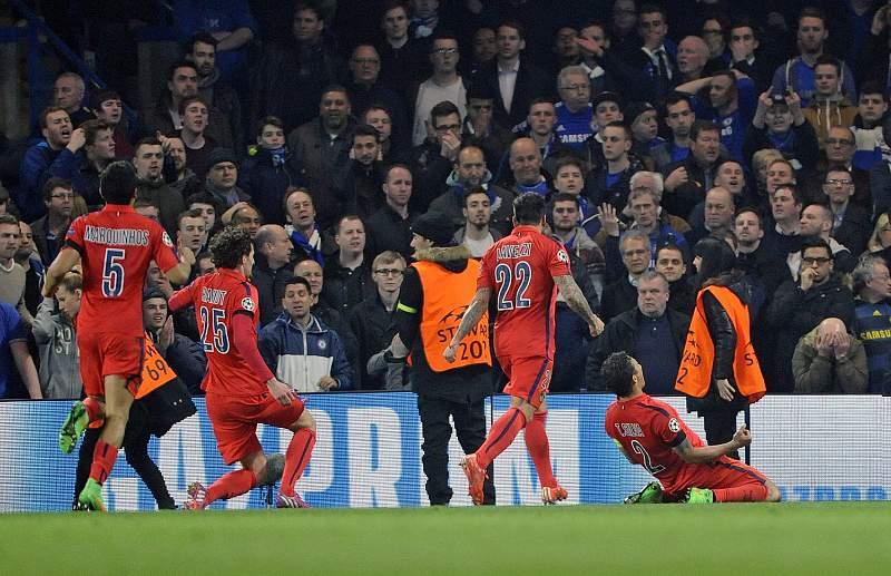 PSG afasta Chelsea da Champions