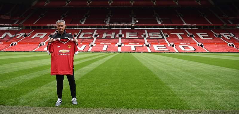 Mourinho no Manchester United