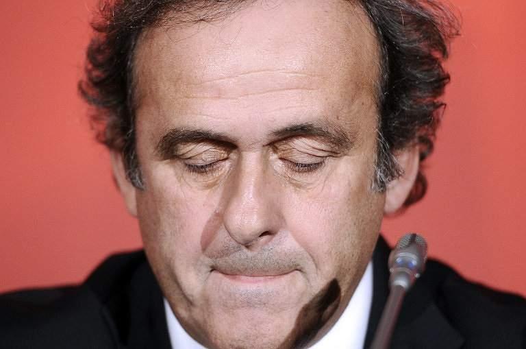 Platini já não irá concorrer à FIFA