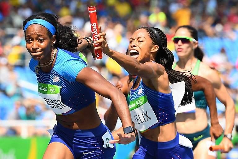 As 50 melhores fotografias (Especial Rio2016)