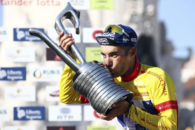 07/08: Rui Vinhas vence Volta a Portugal