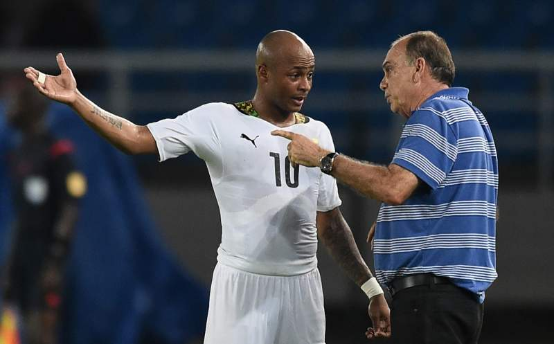 Final do CAN2015: Costa do Marfim-Gana