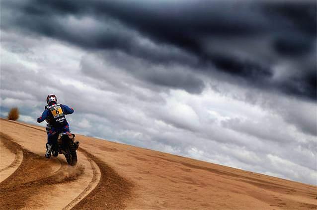 As melhores imagens da 7ª etapa do Dakar72-b