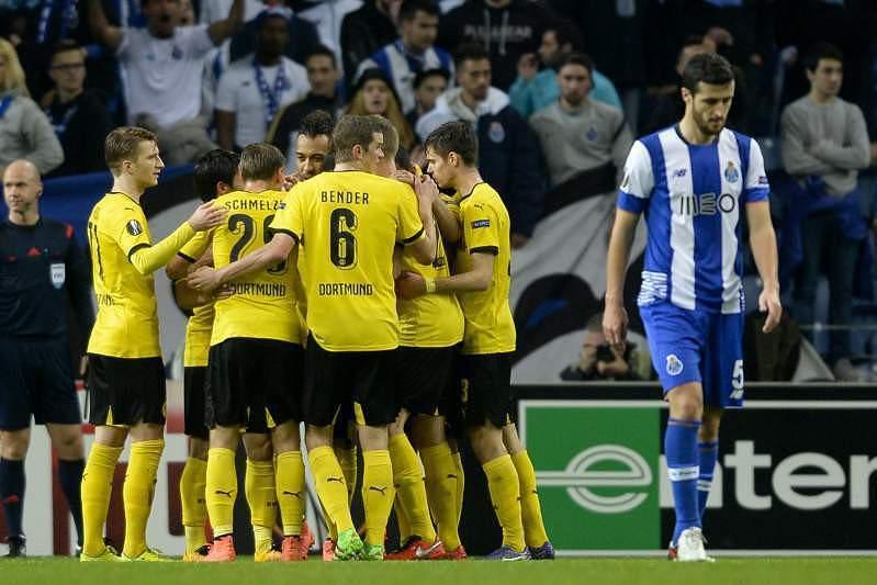 18 Fev: Porto perde em casa com Dortmund