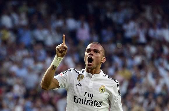 Pepe - Real Madrid - Defesa