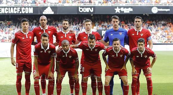 10. Sevilla - 464,2 milhões de euros