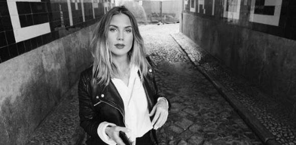 Maja Nilsson, a cara metade de Lindelof