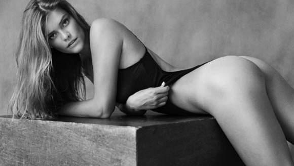 Conheça o lado sexy da dinamarquesa Nina Agdal