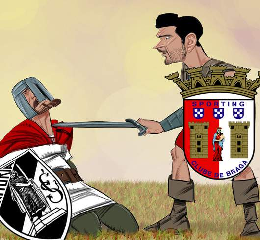 O combate dos chefes