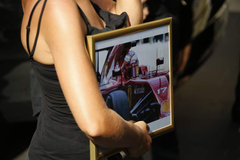 Homenagem a Jules Bianchi