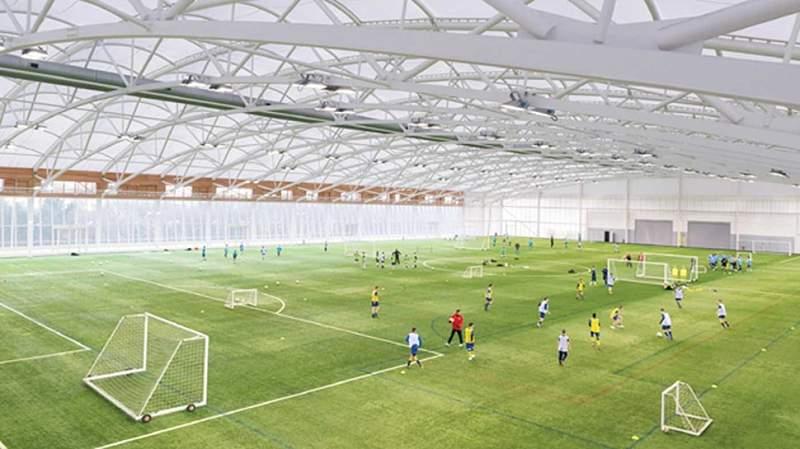 St. George's Park, casa da seleção inglesa