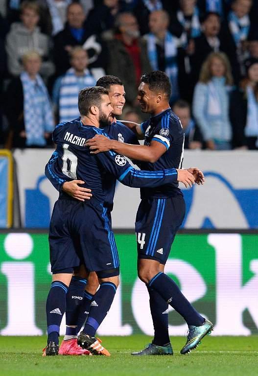Ronaldo tornou-se no melhor marcador de sempre