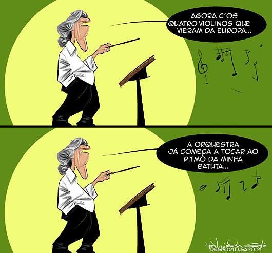 Os quatro violinos