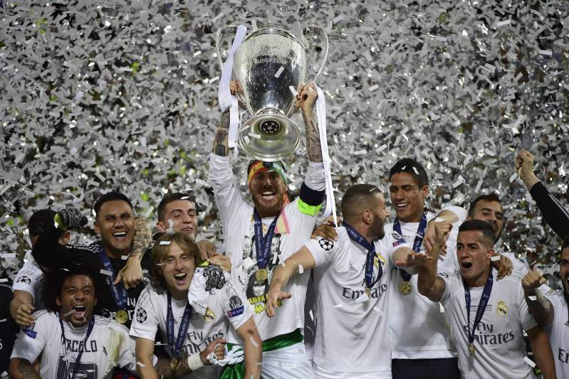 Real Madrid vence a 11ª Champions