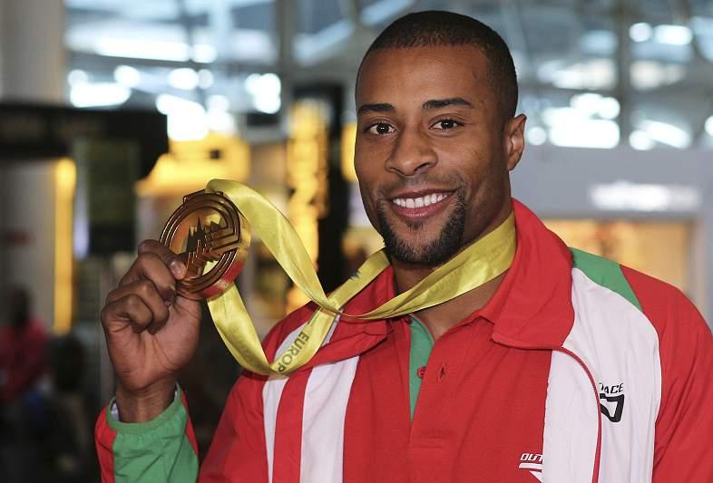 Nelson Évora campeão europeu