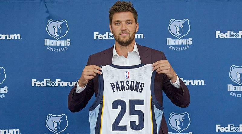 18 - Chandler Parsons (Grizzlies) - 19,7 ME