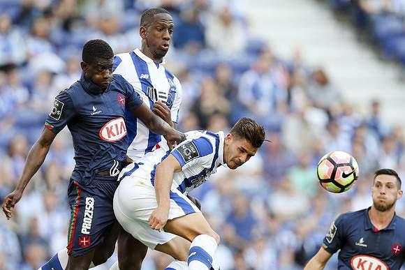 28.ªJ: FC Porto-Belenenses 16/17