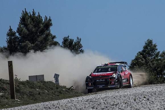 As emoções do WRC levantam poeira em Portugal