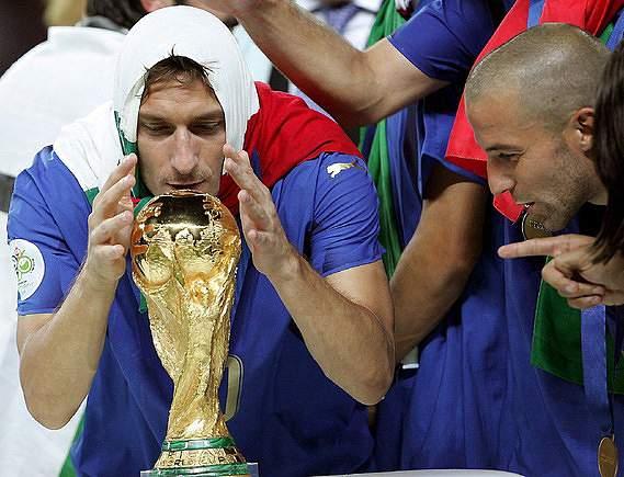 Capitão foi também campeão do Mundo