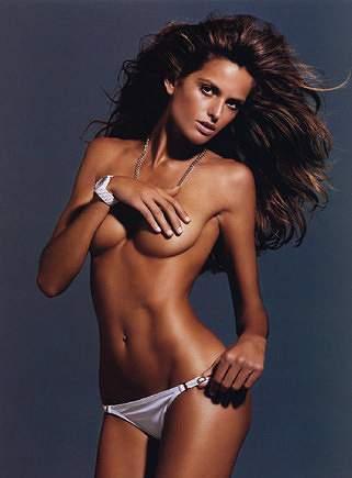 Izabel Goulart, a modelo brasileiro que é fogo