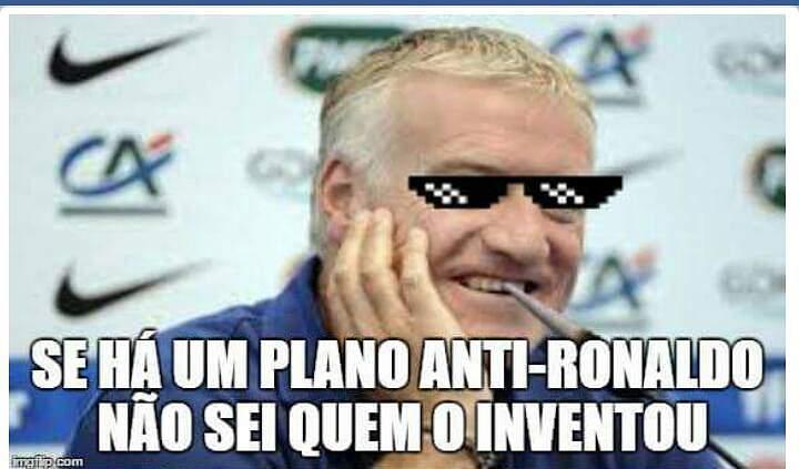 Os memes da final do Euro2016